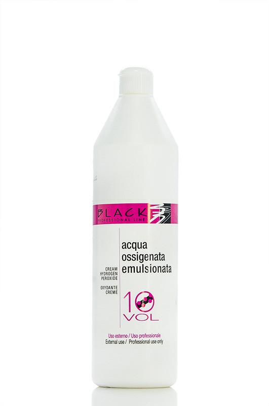 Black Cream Hydrogen Peroxide Оксидант 3% 1000 мл Код 3728