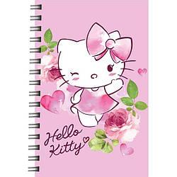Блокнот Hello Kitty, 80 листов, А5-