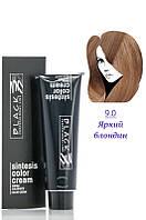 Black - Краска - Sintesis Color Creme - Профессиональная № 9.0 - яркий блондин  100 мл