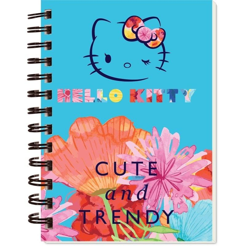 Блокнот Hello Kitty, 80 листов, А6