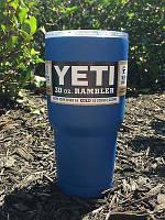 Термокружка YETI Rambler Tumbler 890 мл. Синий