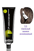 Loreal Prof.- INOA - краска д/волос без аммиака № 5.3 - светлый шатен золотистый