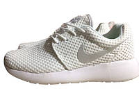 Кроссовки женские Nike Roshe Run, белые