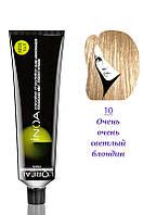 Loreal Prof.- INOA - краска д/волос без аммиака № 10 - очень очень светлый блондин