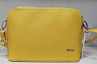 Женский клатч Fashion Лимонный 35329-1