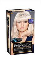 Loreal - Recital Preference - краска для волос - 10.21 - русый перламутровый осветляющий