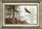 Набор для вышивки крестом Орел