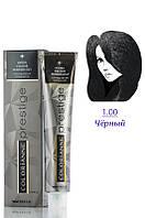 Brelil Colorianne Prestige Краска д/волос № 1/00  чёрный  100 мл