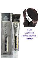 Brelil Colorianne Prestige Краска для волос 5/38 светлый шоколадный шатен 100 мл Код 19377