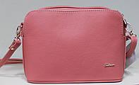 Женский клатч Fashion Лимонный 35329-2 Пудра