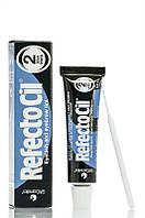Refectocil - Краска - для бровей и ресниц - №2 - иссиня черный