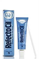Refectocil - Краска - для бровей и ресниц - №2.1 - темно синний