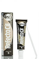 Refectocil - Краска - для бровей и ресниц - №3 - коричневая  15 мл