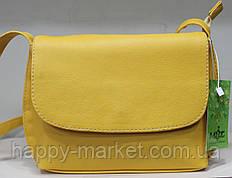 Женский клатч Fashion Лимонный 35301-1 Лимонный