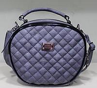 Женский клатч Fashion Серый 1416-1