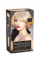 Loreal - Recital Preference - краска для волос - 9 - очень светло русый