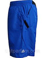 Мужские шорты Adidas из плащевки без подкладки, размеры одежды