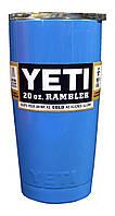 Термокружка YETI Rambler Tumbler 590 мл. Синий