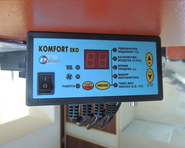 Универсальная автоматика для котлов KOMFORT EKO, фото 2