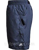 Мужские шорты Adidas из плащевки без подкладки, одежда недорого