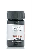 KODI - Финиш для гель - лака - Rubber Top - 14ml