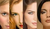 Основные типы внешности.