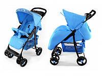 """Детская коляска Carrello """"FUSION"""" (CRL-8501) Голубая"""