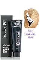 Black - Краска - Sintesis Color Creme - Профессиональная № 9.33 - светлое пиво