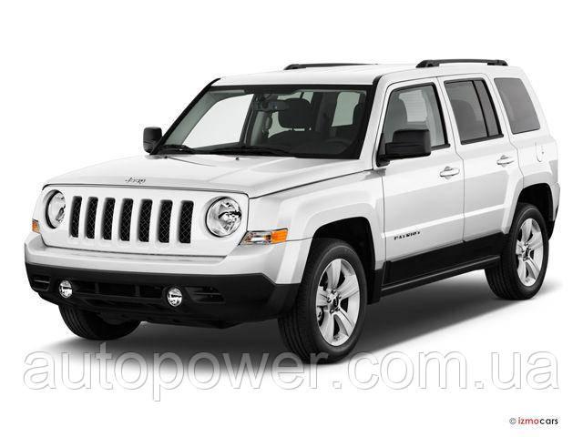 Фаркоп на Jeep PatRiot (MK74) 2006-2011