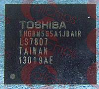 THOSHIBA THGBM5G5A1JBAIR VFBGA