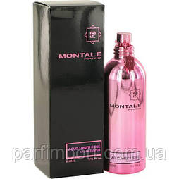 MONTALE AOUD AMBER ROSE EDP 100 ml  парфюм унисекс (оригинал подлинник  Франция)