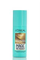 Loreal - тонирующий спрей MAGIC RETOUCH - 4 Русый