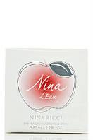 Туалетная вода Nina Ricci NINA L'eau для женщин 80 мл