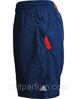 Мужские шорты Adidas из плащевки без подкладки, одежда Одесса