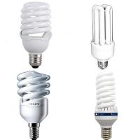 Лампы энергосберегающие интегрированные