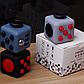 Игрушка Fidget Cube, антистрессовый кубик Фиджет черно-зеленый, фото 4
