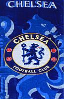 Полотенце пляжное махра-велюр 75х150 Chelsea