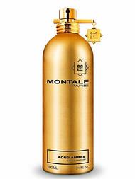 MONTALE AOUD AMBRE EDP 50 ml  парфюм унисекс (оригинал подлинник  Франция)