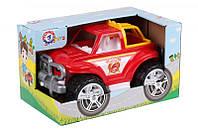"""Машинка игрушечная Внедорожник """"пожарная машина"""""""