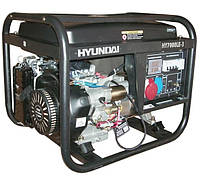 Трехфазный бензоно-генератор HYUNDAI HY 7000LE-3