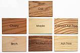 "Деревянный скетчбук ""Вниз по реке"" А5 (бумага 148х210 мм), фото 3"