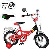 Велосипед детский 14д. Лунтик LT 0051-02 W