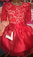 Нарядное платье для девочки 789