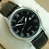 Часы Patek Philippe Geneve Automatic Black/Silver/Black