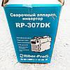 Сварочный аппарат MMA / РДС, 305 А, IGBT, Riber RP-307DK, в кейсе, фото 10