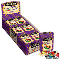 Конфеты Jelly belly Harry Potter Bertie Botts Beans 24 шт