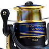 Катушка Favorite Sapphire 4000S 5,2:1 6+1 , фото 2