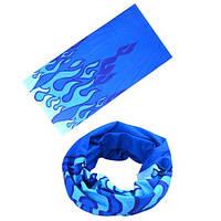 Бафф Buff бандана-трансформер, шарф с микрофибры, вода