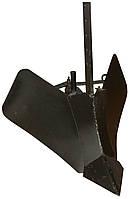 Окучник универсальный «Стрела 2» ширина захвата 220-410, регулируемая пятка (Кентавр)