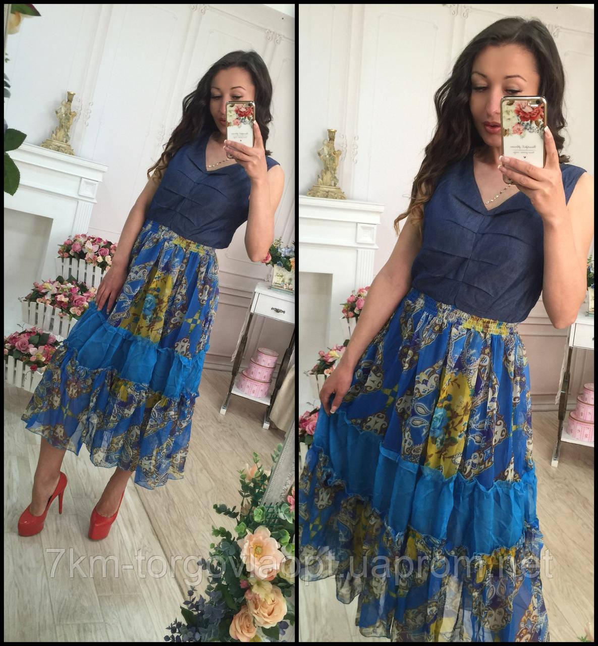 Сарафан платья 63